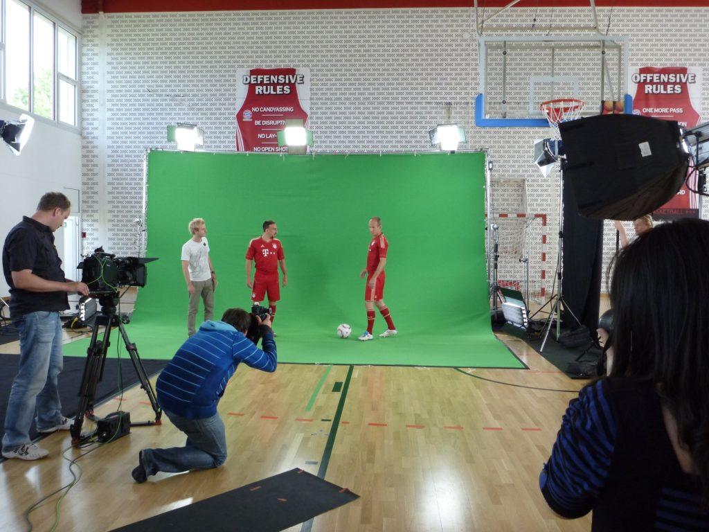 FC Bayern Shooting